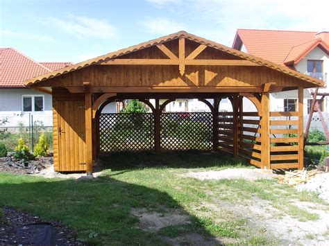 Carports In My Area Carport With Shed