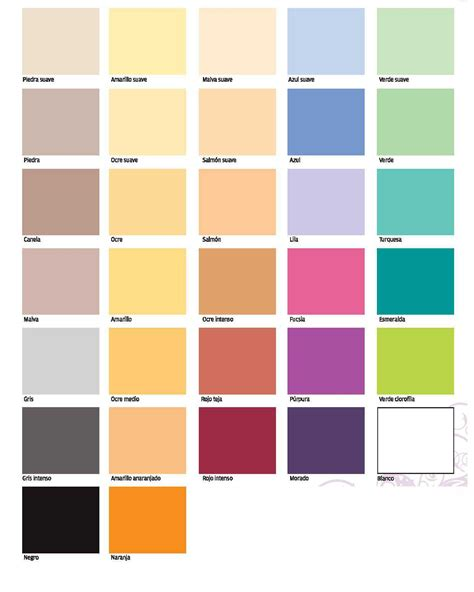 paleta de colores para interiores paleta de colores para paredes decoracion en ingles