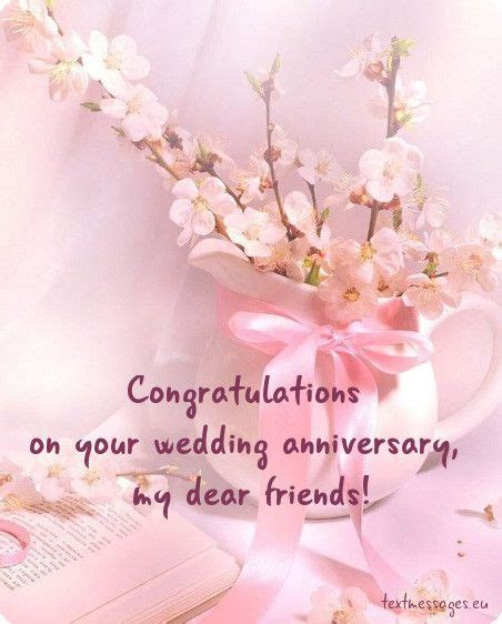wedding anniversary card for friends   Wedding/ Wedding