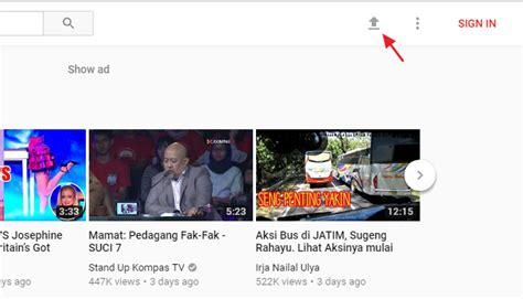cara upload video ke youtube di ipad cara upload video di youtube melalui pc atau laptop pemula