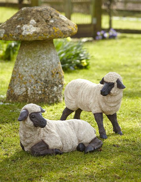 top 28 sheep garden ornaments 23cm lamb baby sheep