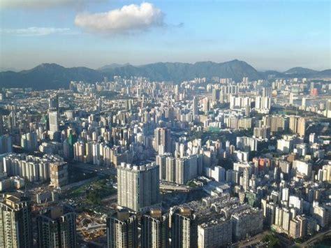 E Tiket Sky 100 Hongkong Dewasa elevator picture of sky100 hong kong observation deck