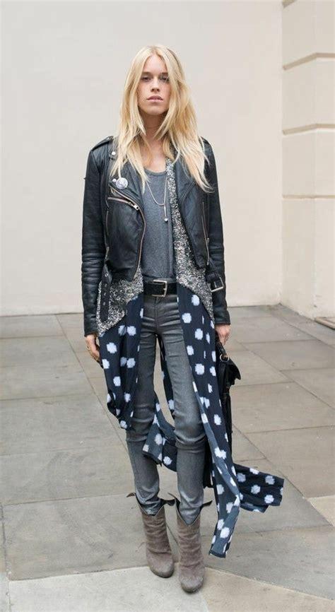 Robe Femme Rock Chic - 1001 id 233 es de tenue rock femme et astuces comment obtenir