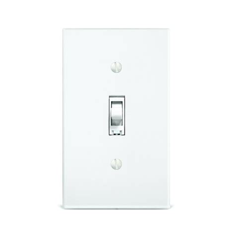 cheapest smart light switch wireless light switch lowes smarthome 2466sw togglelinc
