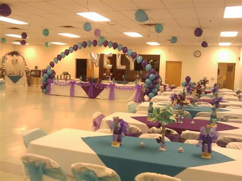 party hall decoration  balloons decoration