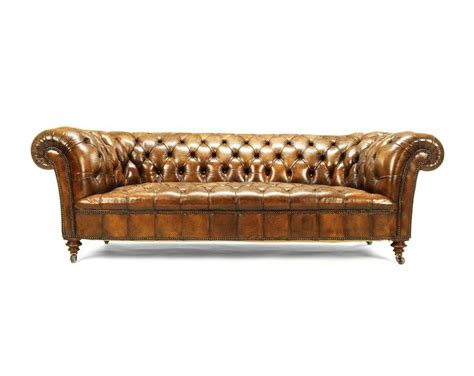 chesterfield sofa legs a late victorian chesterfield sofa by james shoolbred and