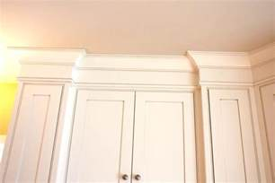 Pictures Of Crown Molding On Kitchen Cabinets by Kitchen Cabinet Cornice Details Let S Face The Music