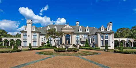 Luxury Estate Home Plans Lavish French Chateau In Flower Mound Tx For Under 2