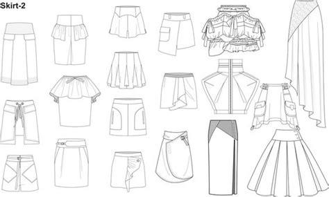 clothing templates for adobe illustrator fashion templates illustrators and templates on pinterest