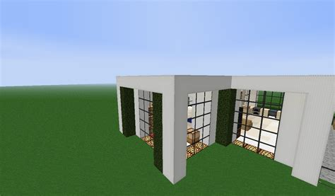 minecraft small modern house small modern house design minecraft project
