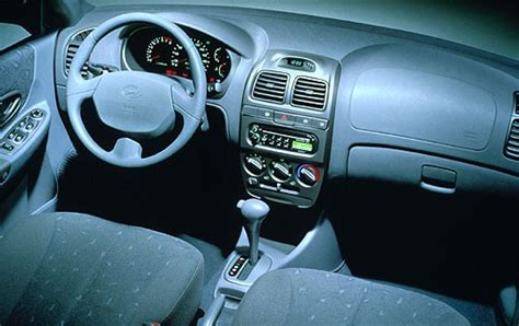 Hyundai Accent 2000 Interior by Used 2001 Hyundai Accent Hatchback Pricing For Sale