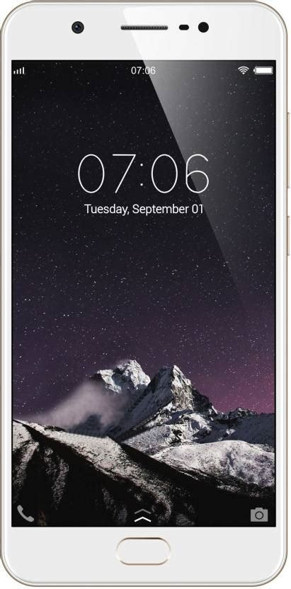 Vivo Y69 32gb Gold vivo y69 buy vivo y69 gold 32 gb at best price