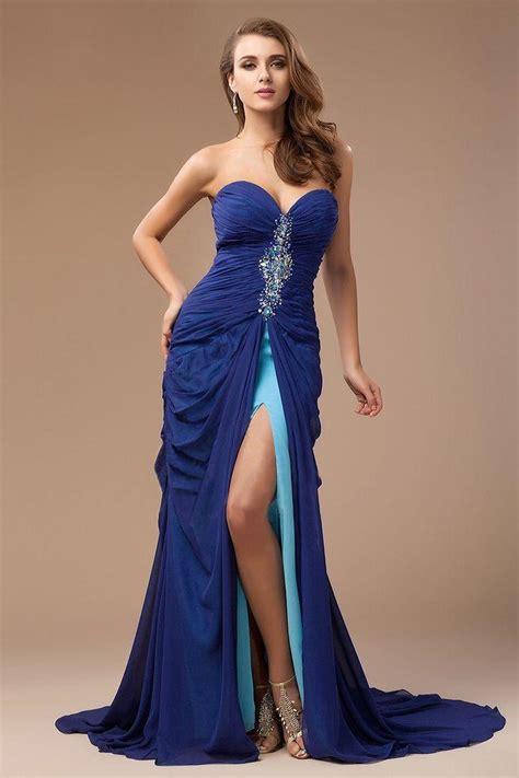 Blaue Kleider Hochzeit by Blaue Hochzeit Sch 246 Ne Kleider Blues 2072079
