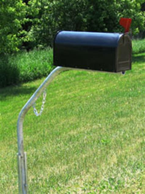 swing away mailbox swing away mailbox post meets mndot criteria snowplow