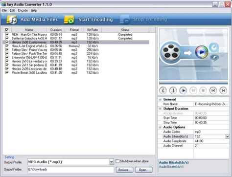 any format converter to mp3 any audio converter freeware download