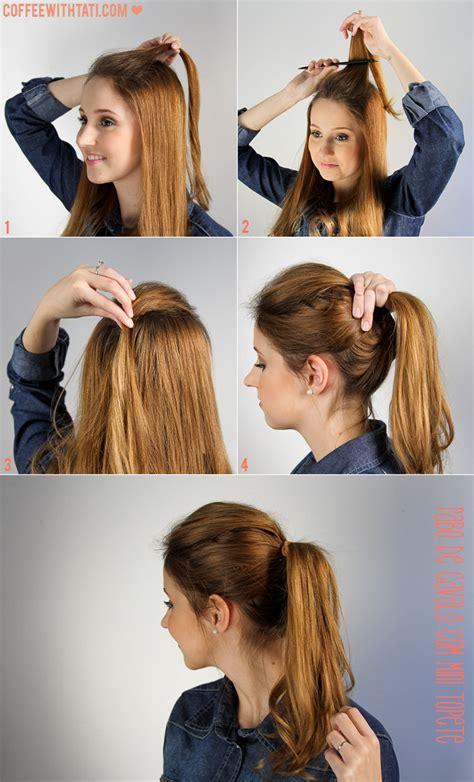tutorial rambut graduation 5 penteados f 225 ceis sem tran 231 a thaisi blog