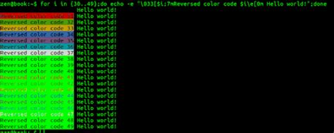 bash echo color bash echo color bash tip colors and formatting flozz misc