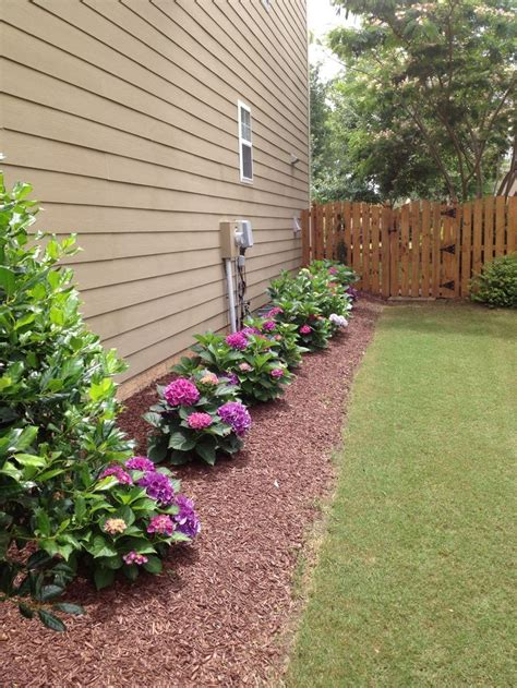Cheap Garden Landscaping Ideas 10 Cheap But Creative Ideas For Your Garden 4 Landscaping Ideas Hydrangea And House