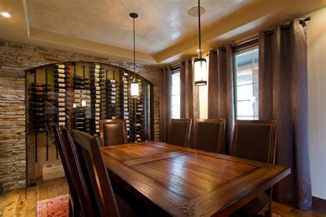 Wine Cellar Dining Room by Dining Room Wine Cellar