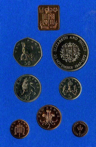 1972 British Coin Sets Still Available!