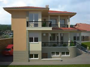 two storey building avangard two storey residential building kolena