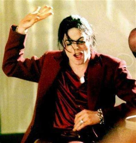 Blooded Jackson index of mj pics mj suit
