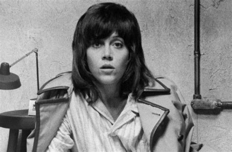jane fonda in klute see 10 of the most influential jane fonda klute movies i love pinterest