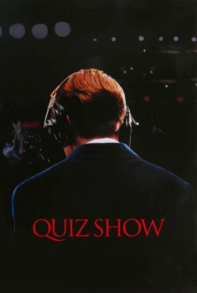 Film Review Quiz Show   quiz show movie review film summary 1994 roger ebert