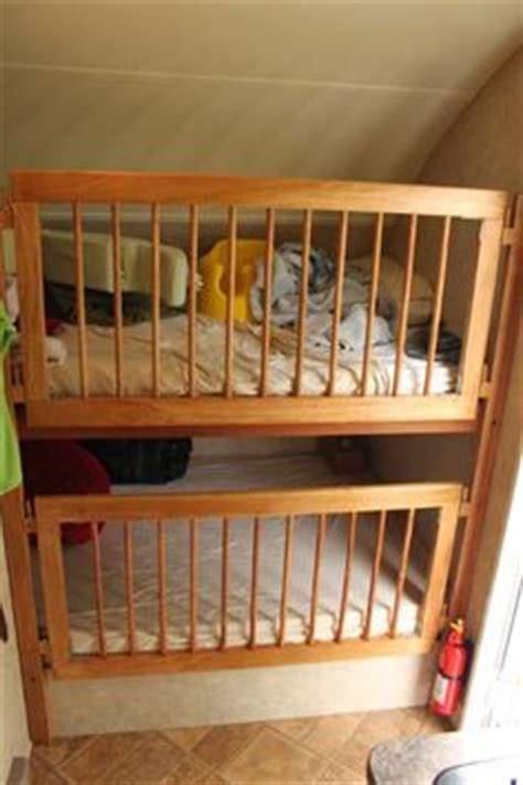 Bunk Bed With Crib On Bottom 1000 Images About Crib Bunks On Pinterest Cribs Bunk Bed And Modern Beds