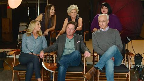 casa keaton cast family ties cast reflects on show 3 decades later we