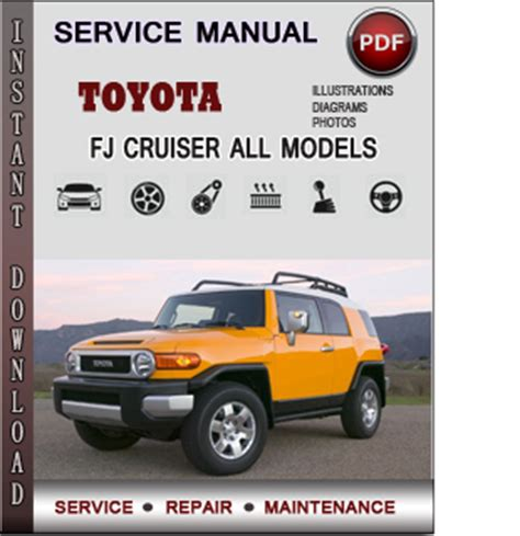 hayes auto repair manual 2008 toyota fj cruiser electronic throttle control toyota fj cruiser service repair manual download info service manuals