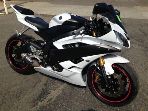 2007 Yamaha R6 Sportbike for sale on 2040 motos