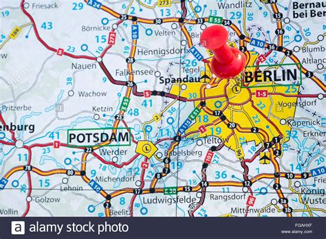 map of berlin map of berlin capital city germany stock photo 96119927