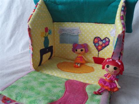 fabric doll house fabric superhero or doll house cool kiddy stuff