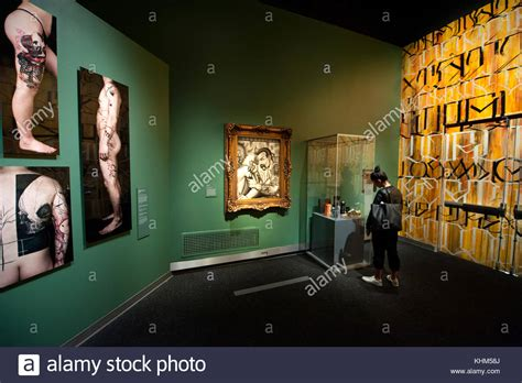 tattoo expo natural history museum l display stock photos l display stock images alamy