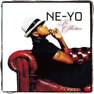Ne Yo Unveils New Album Title Because Of You Ae Inspired By Of His Fans In Stores May 1st by News Ne Yo The Collection 1st Greatest Hits Album