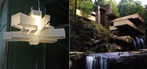 Frank Lloyd Wright Chandelier Librarian Tells All What If Fallingwater Was A Chandelier