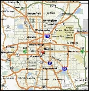of colorado denver map denver colorado tourist attractions tourist destinations