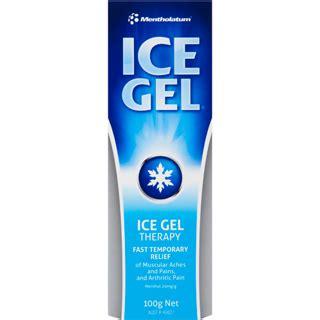 Mentholatum Cold Gel 100g mentholatum gel 100g amcal