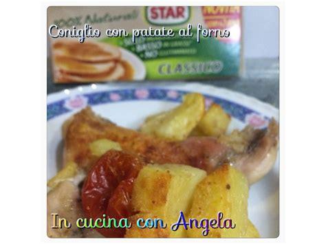 cucinare il coniglio al forno coniglio con patate al forno ricetta