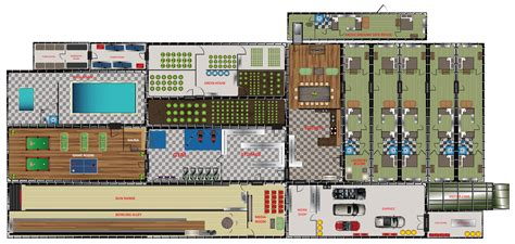 bunker floor plans luxury series bunker complexes quot the aristocrat