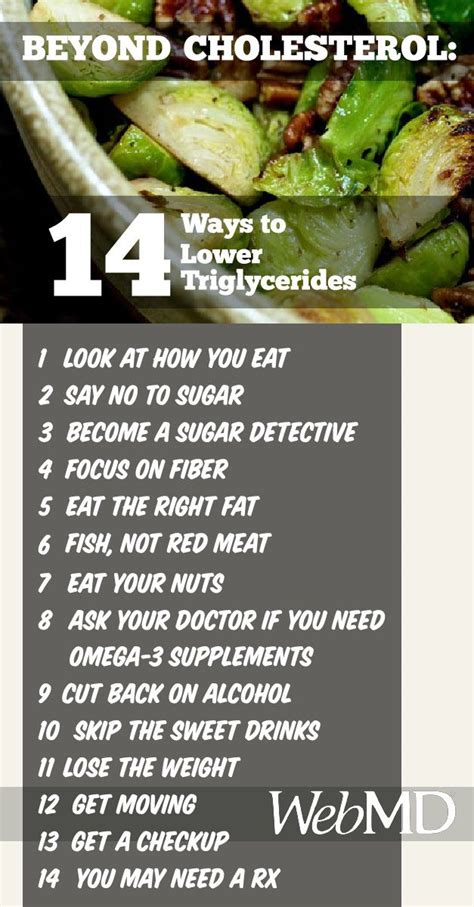 diet to lower cholesterol and triglyceride 14 ways to lower triglycerides for mark good health