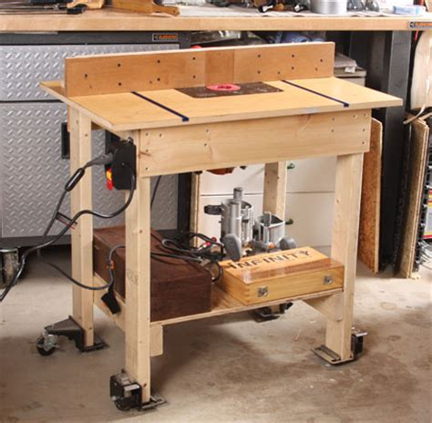 diy mobile work bench download make your own bird house big router table on a budget finewoodworking