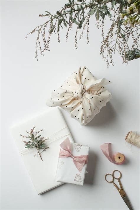 pretty gift wrap pretty gift wrapping with household supplies