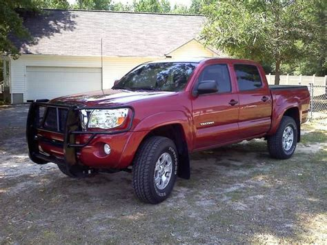 2007 toyota ta brush guard recommended bull bars or brush guards tacoma world forums