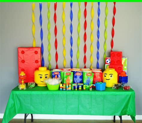 lego themed birthday decorations best 25 lego decorations ideas on diy lego