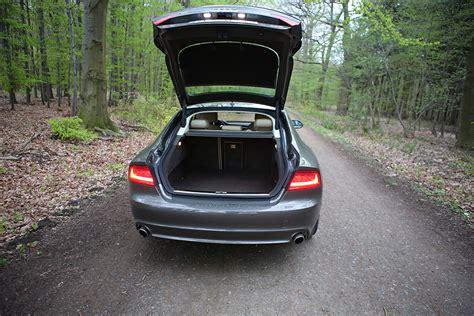Audi Tt Kofferraum Ma E by Audi A7 Komfort Auf Vier R 228 Dern Newcarz De