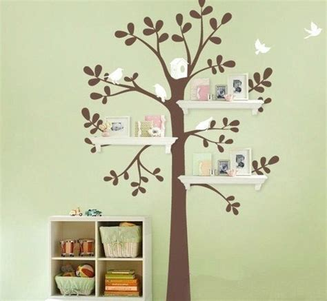 home decor stickers tree wall sticker 2017 grasscloth wallpaper
