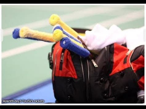Grip Raket Handuk Towel Racket Handle Murah Bagus Tidak Licin proses pembuatan raket doovi