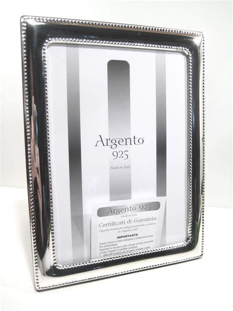cornici argento prezzi awesome cornice argento prezzo gallery acrylicgiftware